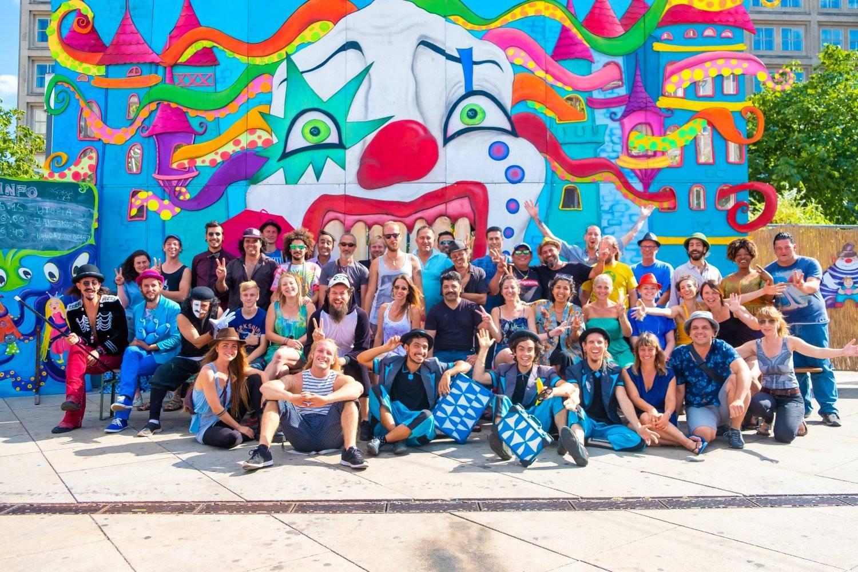 Gruppenbild 2018 Festival